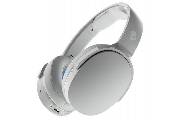 Large image of Skullcandy Hesh Evo Light Grey Wireless Over-Ear Headphones - S6HVW-P751