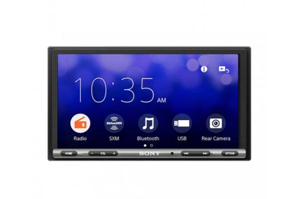"Large image of Sony 6.95"" Digital Media Receiver With WebLink Cast - XAV-AX3200"