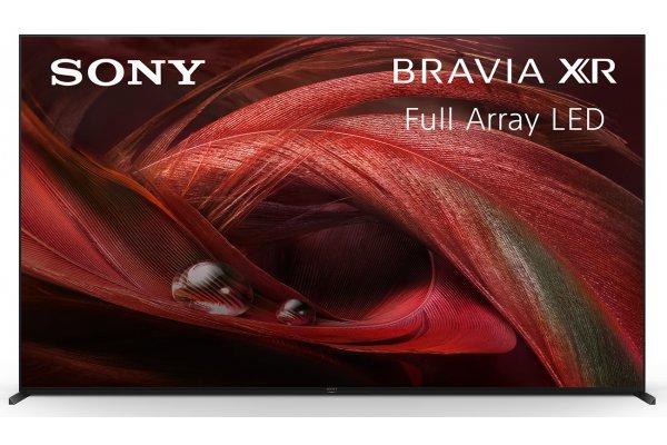 "Large image of Sony 75"" BRAVIA XR X95J Black 4K HDR LED TV - XR75X95J"
