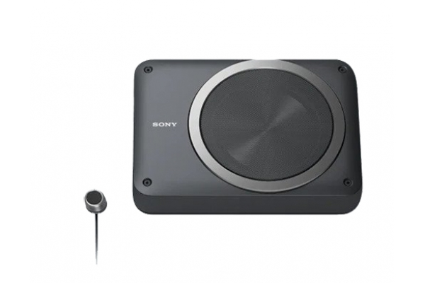 """Large image of Sony 8"""" Compact Powered Subwoofer - XS-AW-8"""