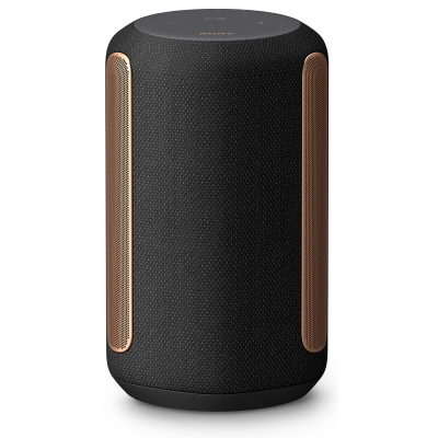 Sony Black SRS-RA3000 Premium Wireless Speaker with Ambient Room-Filling Sound