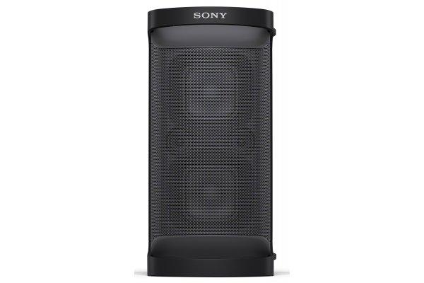 Large image of Sony Black XP500 X-Series Portable Wireless Bluetooth Speaker - SRSXP500