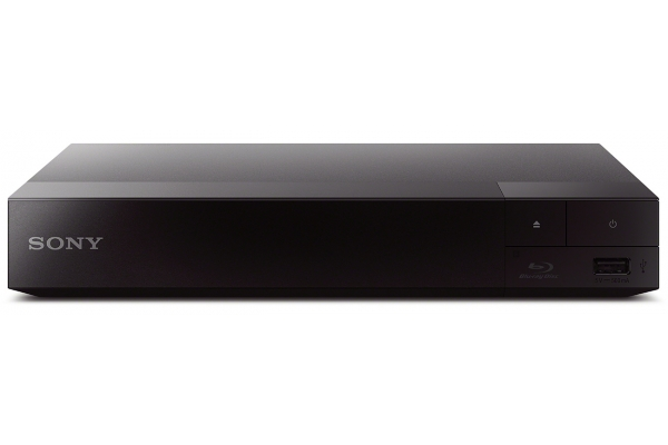 Large image of Sony Streaming Blu-Ray Disc Player With Wi-Fi And HDMI Cable - BDPBX370