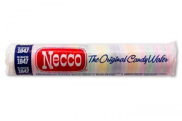 Large image of Spangler Candy Necco Original Wafers - NECCO-23010