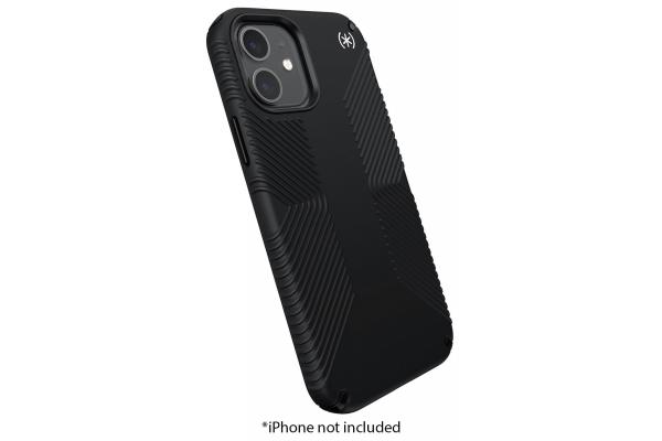 Large image of Speck Presidio 2 Grip Black Apple iPhone 12/iPhone 12 Pro Case - 138487-D143