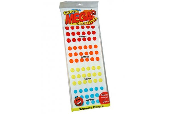 Large image of Stichler Products Candy Buttons Mega Peg Bag - 32720
