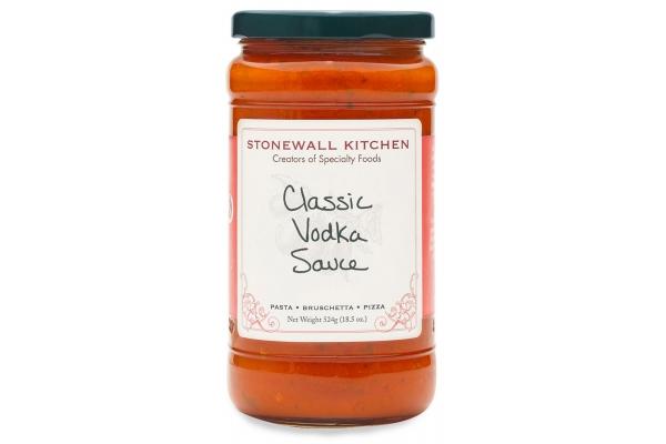Large image of Stonewall Kitchen Classic Vodka Sauce - 251818