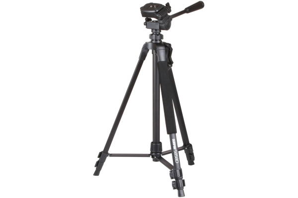 Large image of ProMaster Sunpak 5858D Tripod With 3-Way And Pan-And-Tilt Head - 620-585