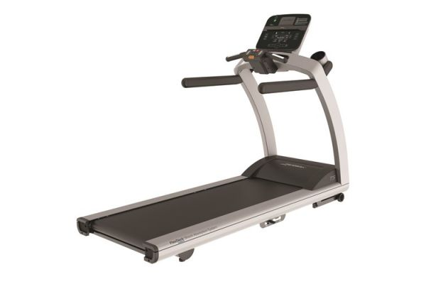 Large image of Life Fitness T5 Base Treadmill with Track Connect Console - T5PACKAGE2