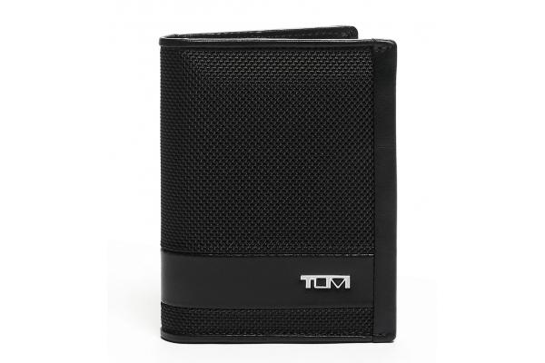 Large image of TUMI Alpha Black L-Fold - 135623-1041