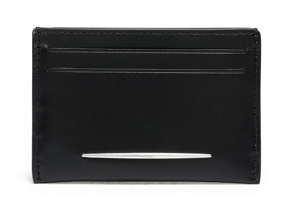 Large image of TUMI Donington Black Money Clip Card Case - 135654-1041