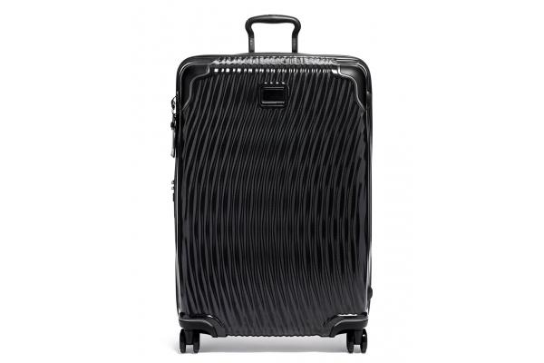Large image of TUMI Latitude Black Extended Trip Expandable Packing Case - 134867-1041