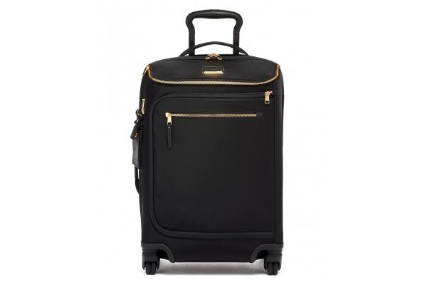 Large image of TUMI Voyageur Black Leger International Carry-On - 135492-1041