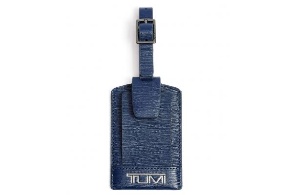 Large image of TUMI Province Blue Moon Luggage Tag - 135666-1098