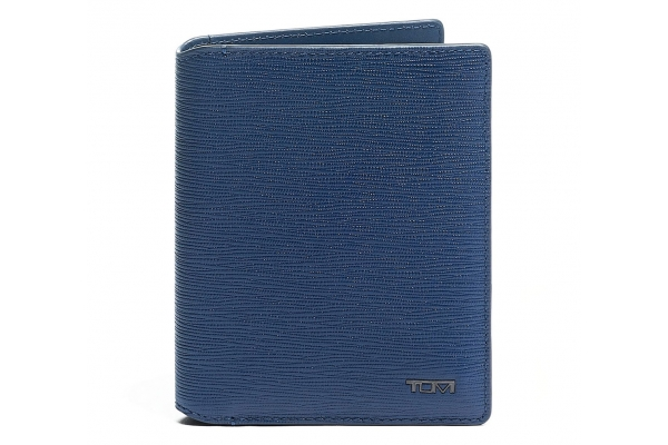 Large image of TUMI Province Blue Moon Passport Case - 135667-1098
