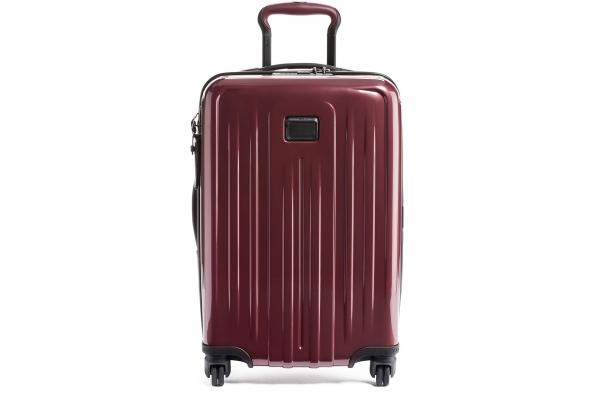 Large image of TUMI V4 Cordovan International Expandable 4 Wheeled Carry-On - 124855-2156