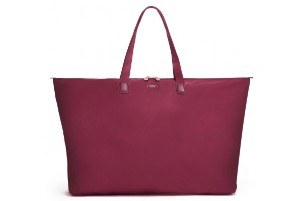 Large image of TUMI Voyageur Berry Just In Case Tote - 110042-1944