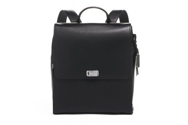 Large image of TUMI Stanton Black Lisette Backpack - 135779-1041