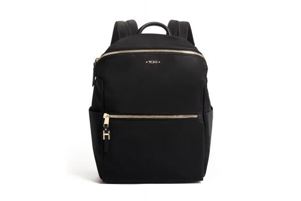 Large image of TUMI Voyageur Black Patricia Backpack - 135480-1041