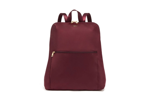 Large image of TUMI Voyageur Cordovan Just In Case Backpack - 110040-2156