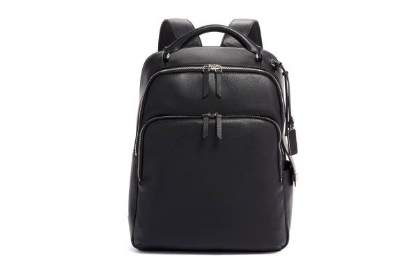 Large image of TUMI Stanton Black Gemma Backpack - 135778-1041