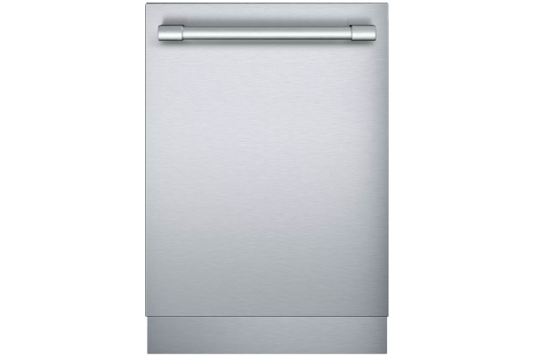 """Large image of Thermador 24"""" Emerald Series Stainless Steel 6 Program Dishwasher - DWHD650WFP"""