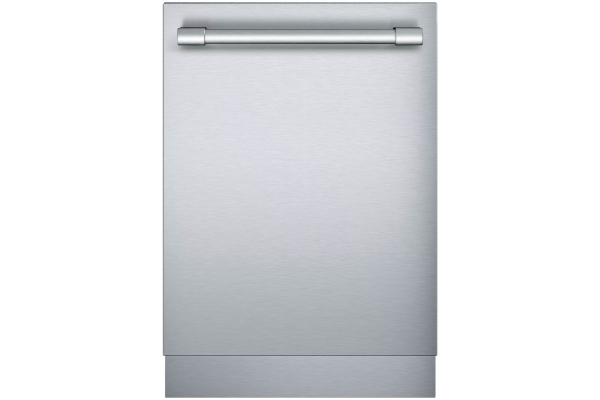 """Large image of Thermador 24"""" Stainless Steel With Professional Handle Sapphire Dishwasher - DWHD770WFP"""
