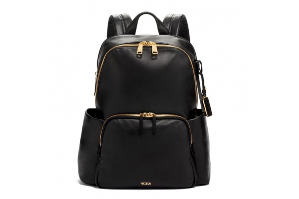 Large image of Tumi Voyageur Black Ruby Backpack - 135494-1041