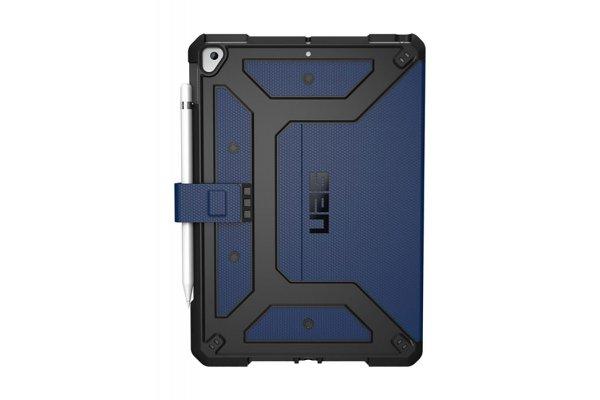 "Large image of Urban Armor Gear Metropolis Cobalt Blue iPad 10.2"" Case (7th Gen, 2019) - 121916115050"