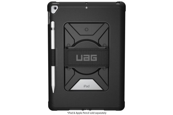 Large image of Urban Armor Gear Black Metropolis iPad 10.2-Inch Case (7th Gen, 2019) - 12191LB14040