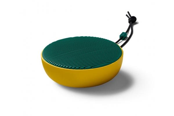 Large image of Vifa City Green Lemon Wireless Bluetooth Speaker - 88005