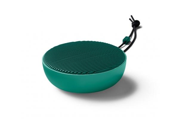 Large image of Vifa City Sage Green Wireless Bluetooth Speaker - 88003