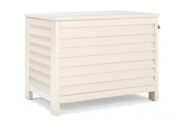 Large image of Winston Furniture Life Is Good Cream Adirondack Cooler - LIG-CLR-W