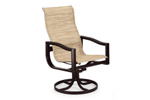 Large image of Winston Furniture Belvedere Ultimate High Back Swivel Tilt Chair - HQ59059R