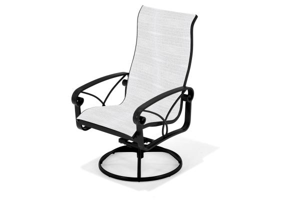 Large image of Winston Furniture Palazzo Sling High Back Swivel Tilt Chair - HQ4359
