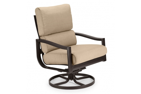 Large image of Winston Furniture Belvedere Cushion Ultra Swivel Tilt Lounge Chair - HQ29020R