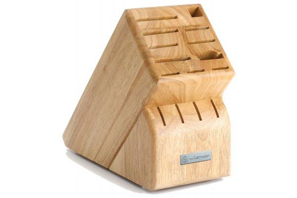 Large image of Wusthof Gourmet 15 Slot Knife Block - 2099601501