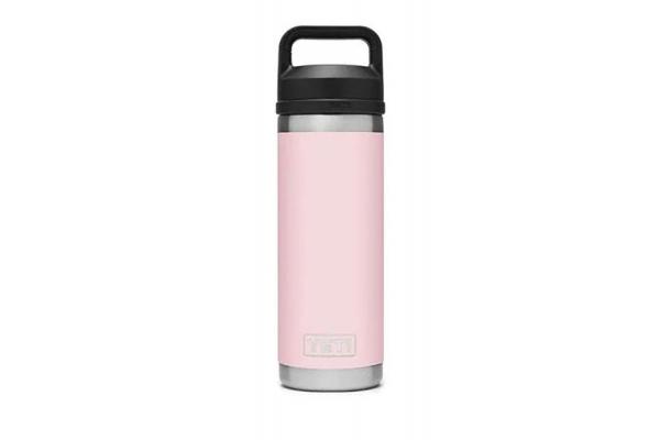 Large image of YETI Ice Pink 18 Oz Bottle With Chug Cap - 21071060034
