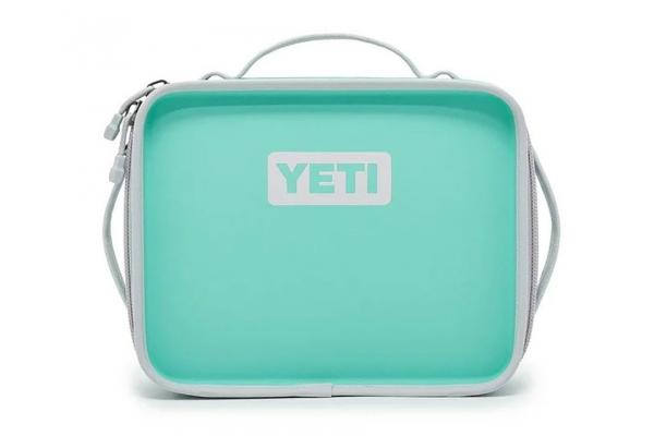 Large image of YETI Aquifer Blue Daytrip Lunch Box - 18060130050