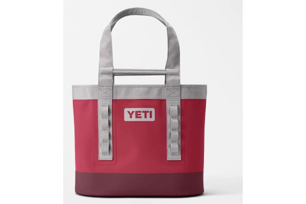 Large image of YETI Camino Carryall 35 Tote Bag In Harvest Red - 26010000168