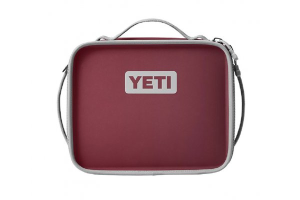 Large image of YETI Daytrip Lunch Box In Harvest Red - 18060130072