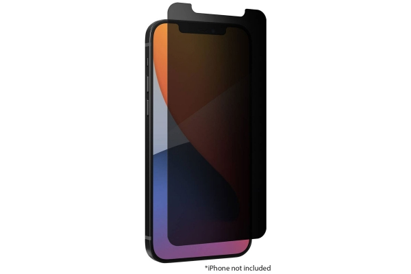 Large image of Zagg InvisibleShield Glass Elite Privacy+ For Apple iPhone 12/12 Pro - 200106681