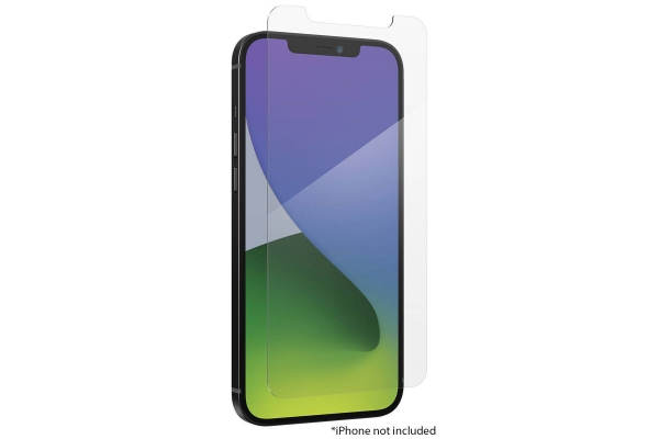 Large image of Zagg InvisibleShield Glass Elite VisionGuard+ For Apple iPhone 12 Pro Max - 200106675