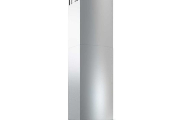 Large image of Zephyr 12 Ft. Stainless Steel Duct Cover Extension - Z1C01SA