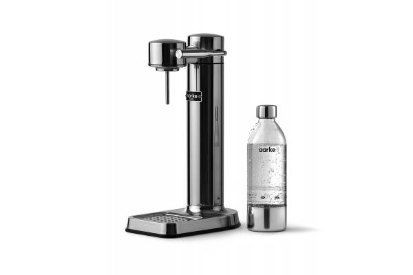 Large image of AARKE Stainless Steel Water Carbonator III - AAC3PDSL