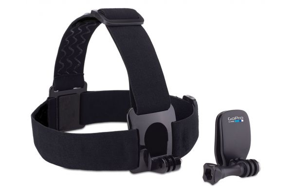 GoPro Head Strap And QuickClip - ACHOM-001