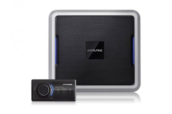 Large image of Alpine 12-Channel Advanced Wireless Digital Sound Processor - PXE-0850X