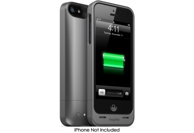 mophie - 2250_JPH-IP5-MBLK - External Battery Pack Chargers