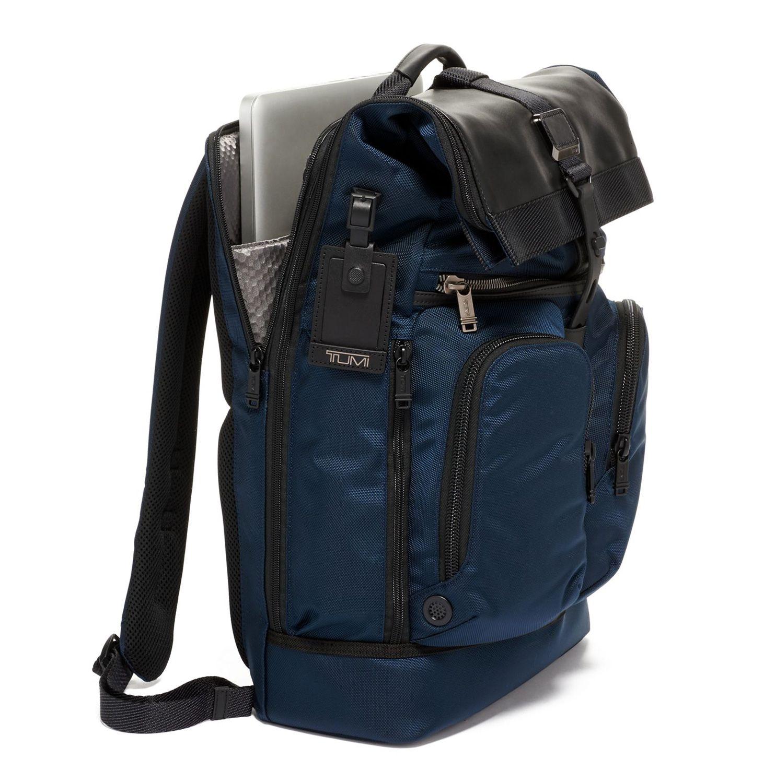 84e957557cd1 Tumi Alpha Bravo Navy London Roll Top Backpack - 1033021596 · Tumi  1033021596 - 1 · Tumi 1033021596 - 2