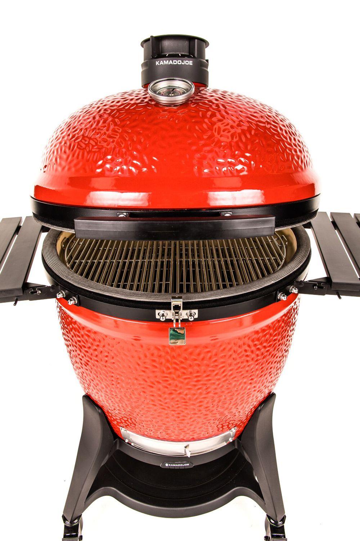 Kamado Joe Big Joe III Red Ceramic Grill